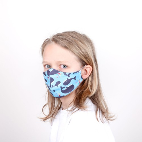 Kids Face Masks - Wish & Finn 2 Pack