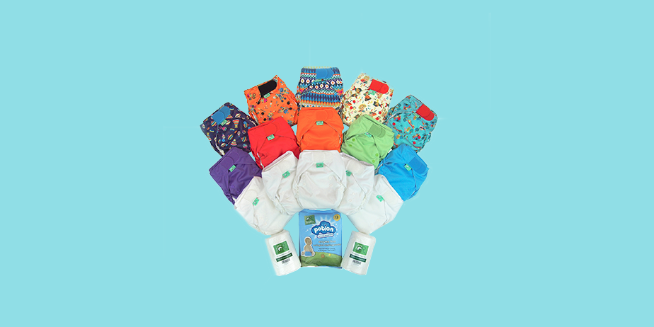 Reusable Nappy Bundles and kits