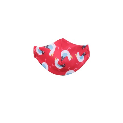 kids mask mine print