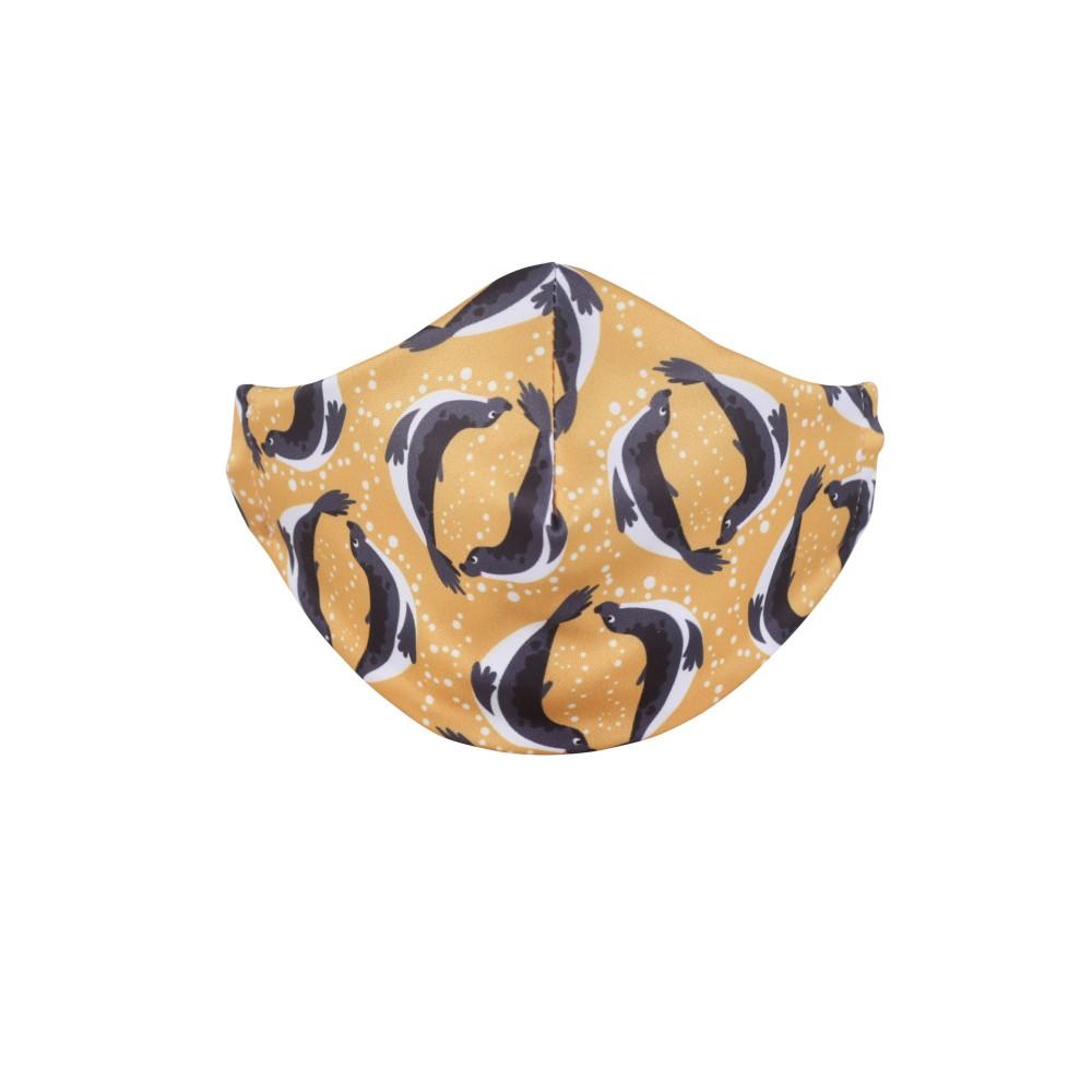 Adult Face Masks -  Dive & Float 2 Pack