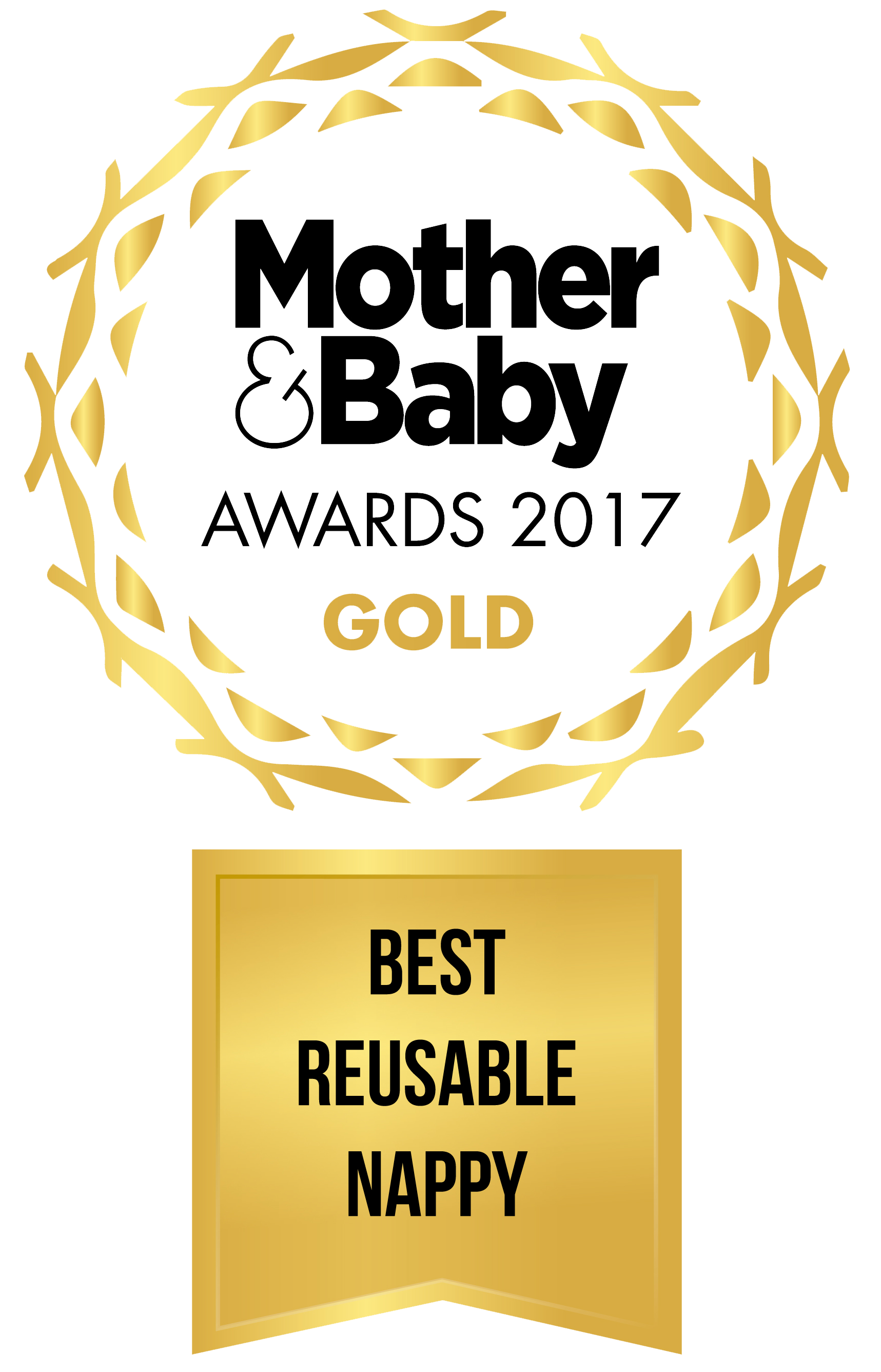 Mother & Baby Awards 2017 Gold