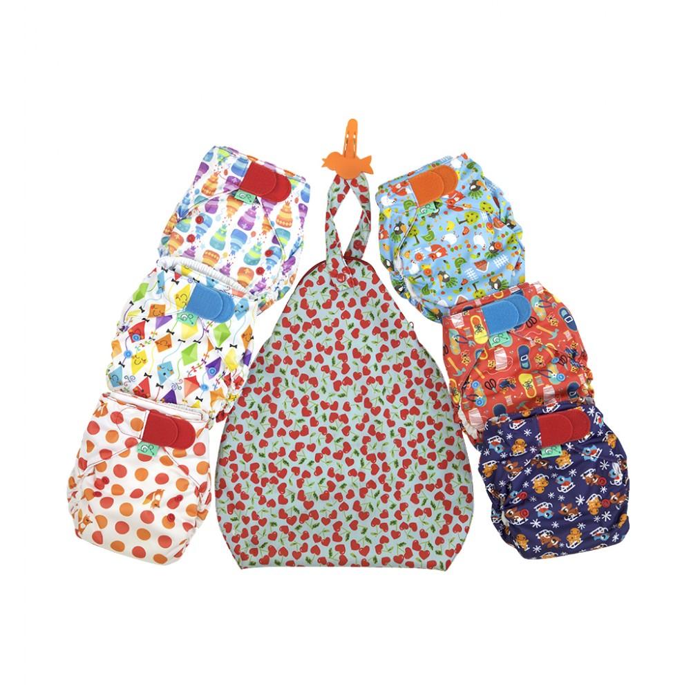 Little Bag of Fluff - Cherrylicious