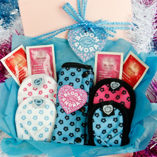 Bloom & Nora Gift Pack Open
