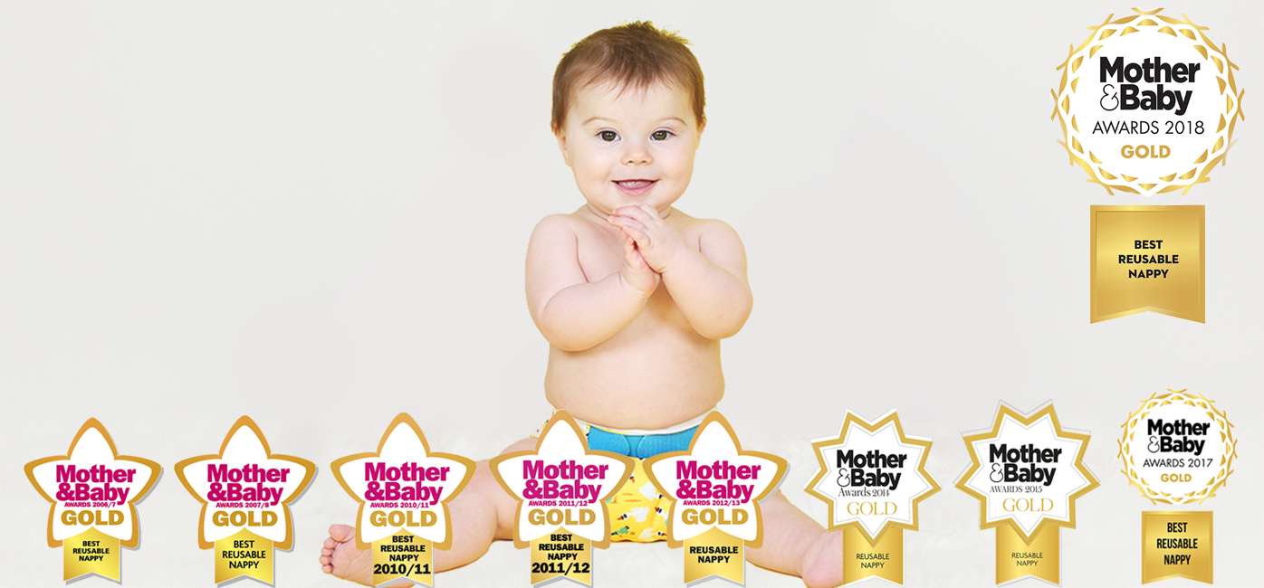 Mother and Baby Award Gold