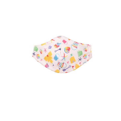 Childrens printed face mask, funshine