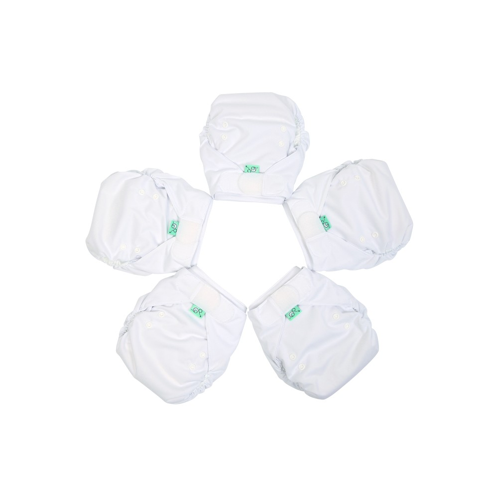 EasyFit STAR White 5 Pack