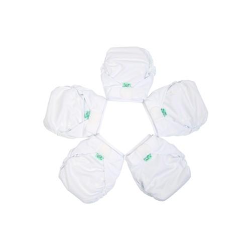 Easyfit Star White 5 Pack