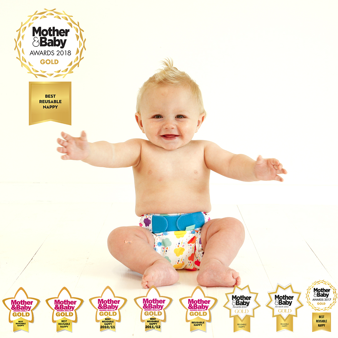 TotsBots Best Reusable Nappy