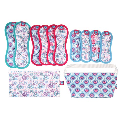 Reusable Sanitary Pads Full Kit