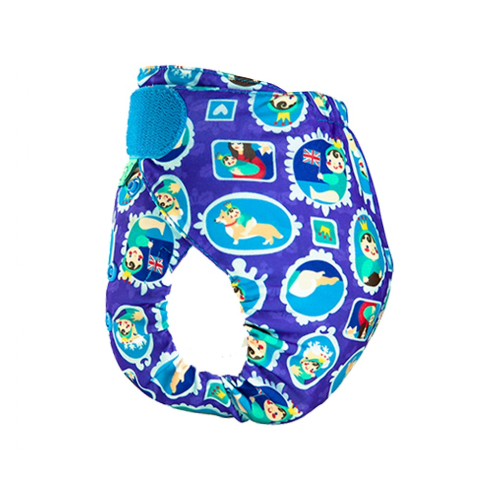 Nappy EasyFit STAR Royal All Bum
