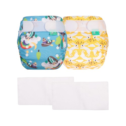 TotsBots Reusable Nappy Kit