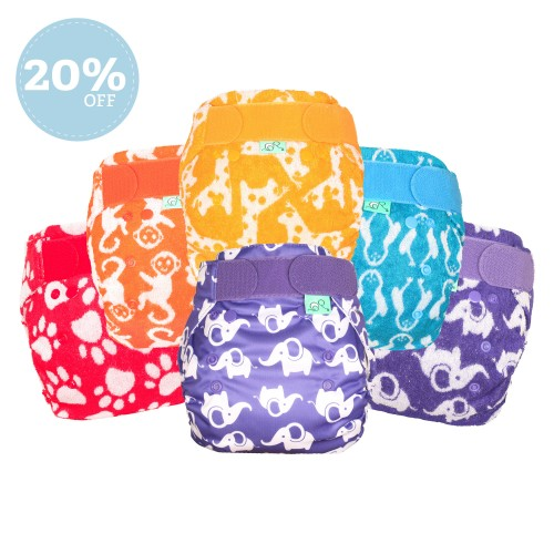 Night Nappy kit discount