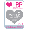 Loved By Parents Winner - Best Nappy Design - Silver 2015