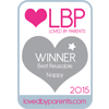 Loved By Parents Winner - Best Product - Silver 2015
