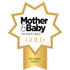 Mother and Baby Award - Reusable Nappy - Gold 2015