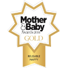 Mother and Baby Award - Reusable Nappy - Gold 2014