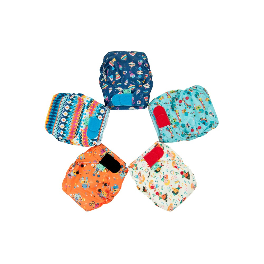 Easyfit Star Playtime Print 5 Pack