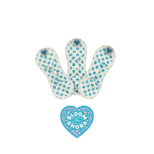nora reusable pads triple pack