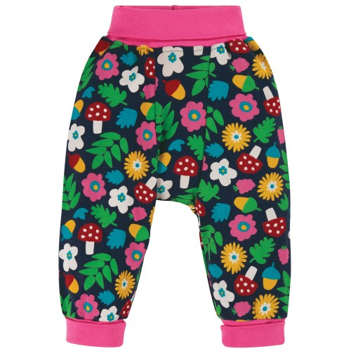 Frugi Indigo Lost Words Parsnip Pants