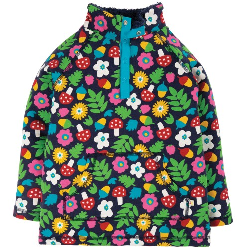 Frugi Snuggle Fleece front