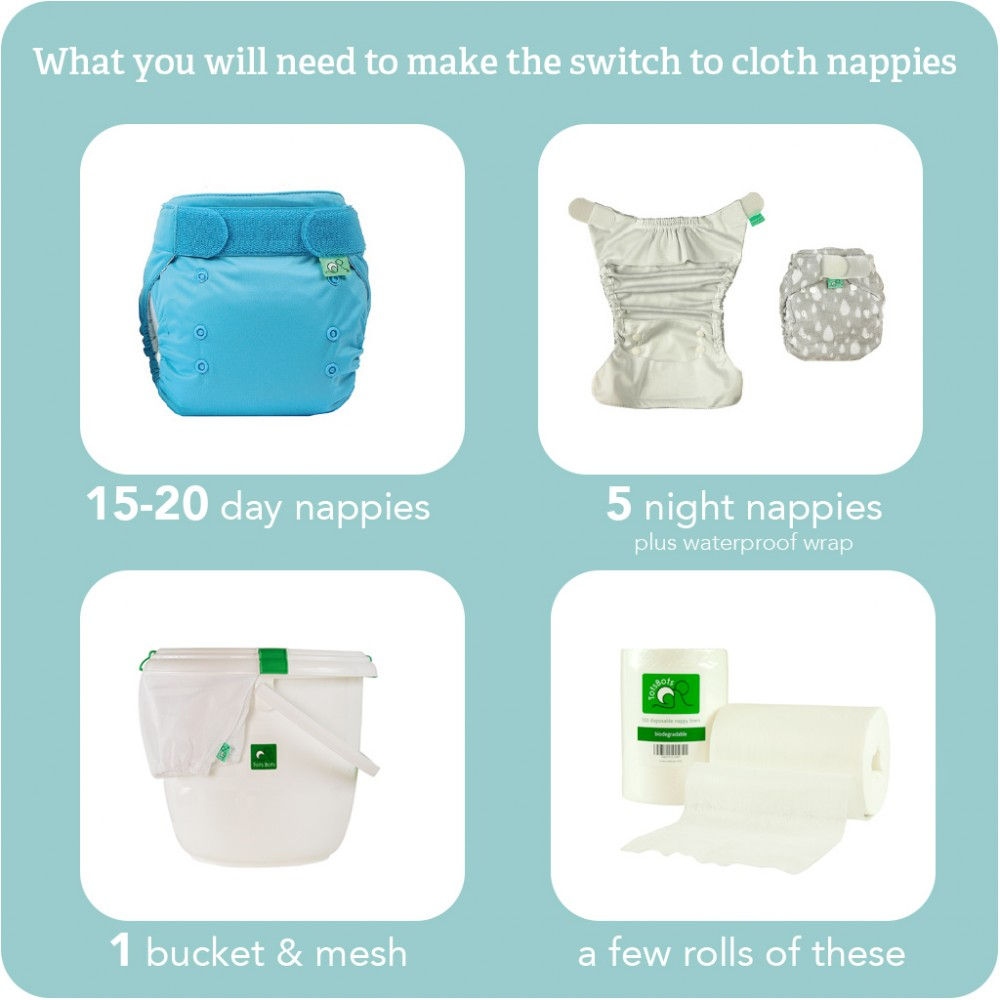 Nappy EasyFit STAR Chatterbots