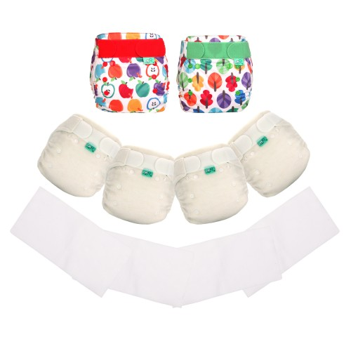 night time newborn nappy kit