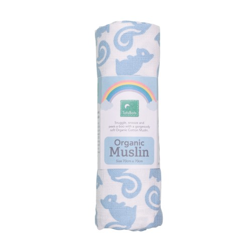 Muslin Square Squiddle