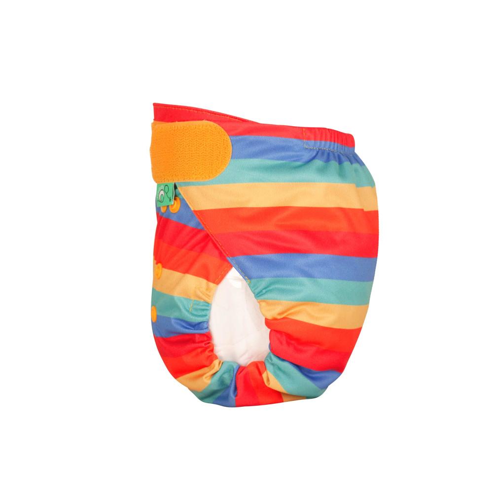 PeeNut Wrap Rainbow Stripe