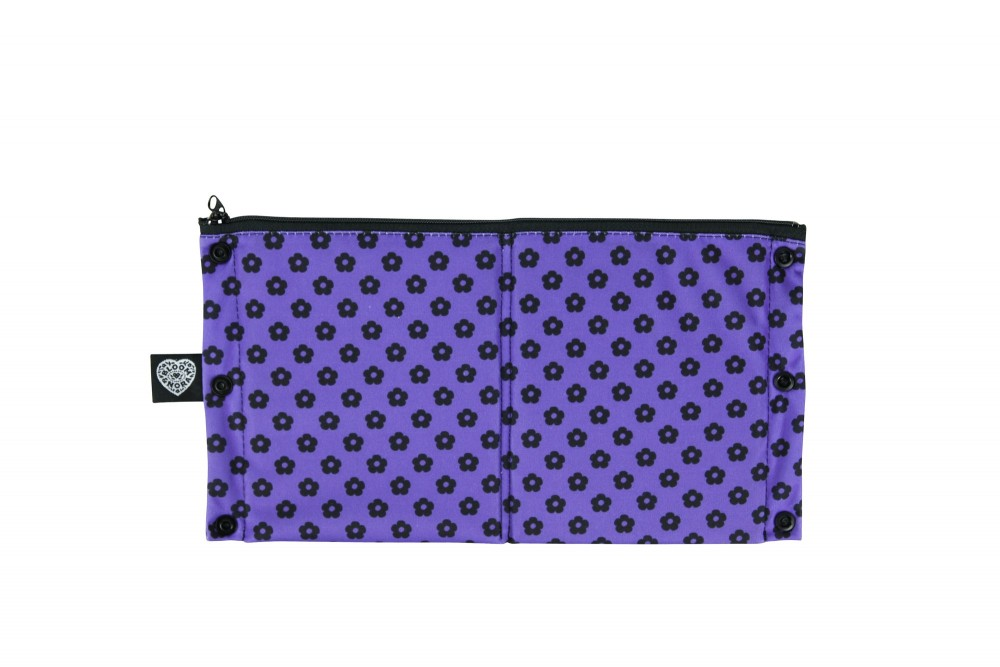 Bloomers Out and about Bag (Purple)