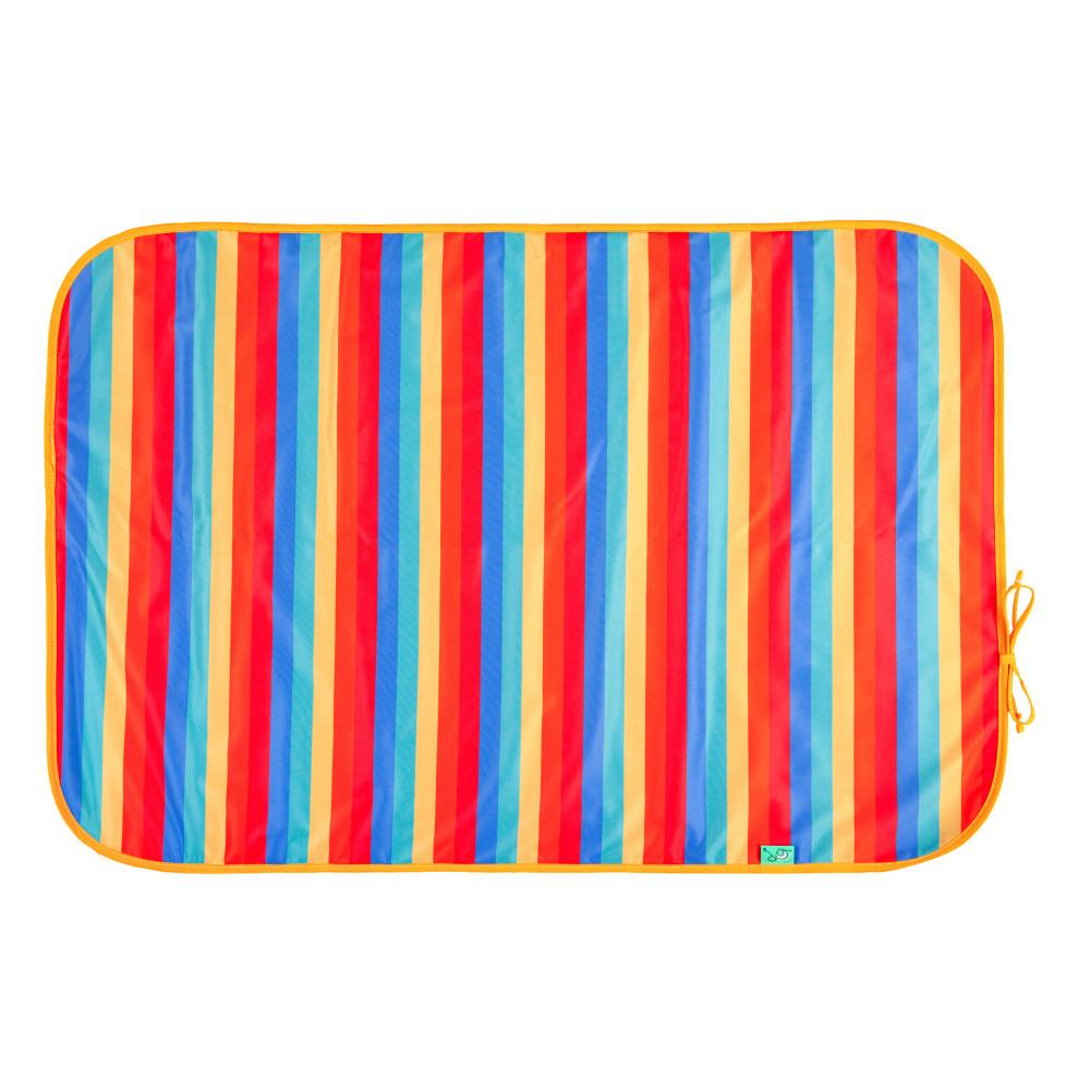 Happy Mat Rainbow Stripe