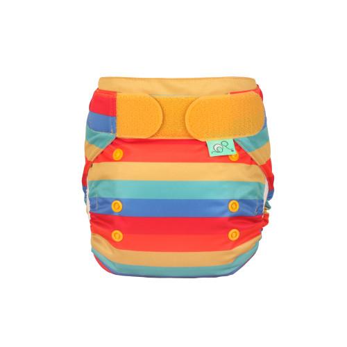 EasyFit Nappy Rainbow Stripe