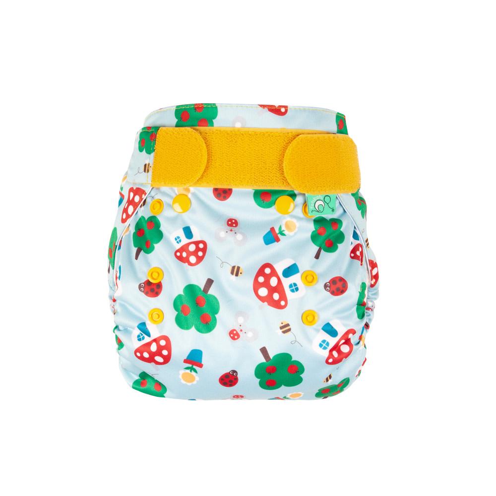 Bamboozle daytime nappy 5-pack