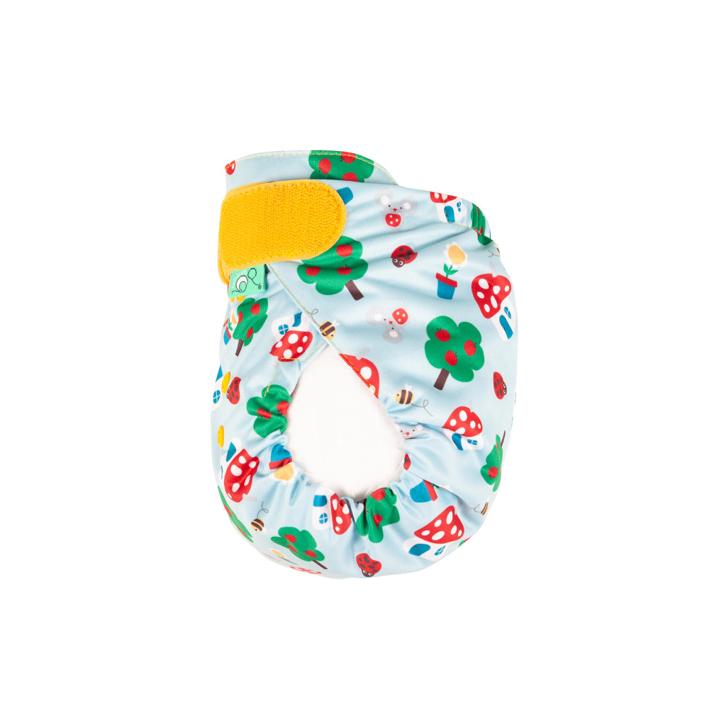 EasyFit all-in-one nappy 5-pack