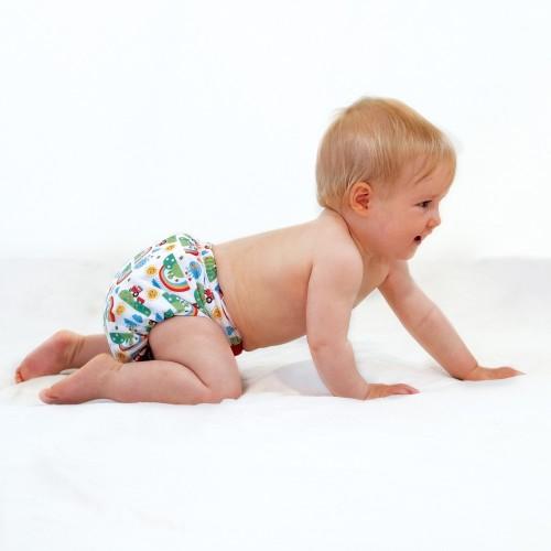 Bamboozle Daytime Nappy Kit Newborn