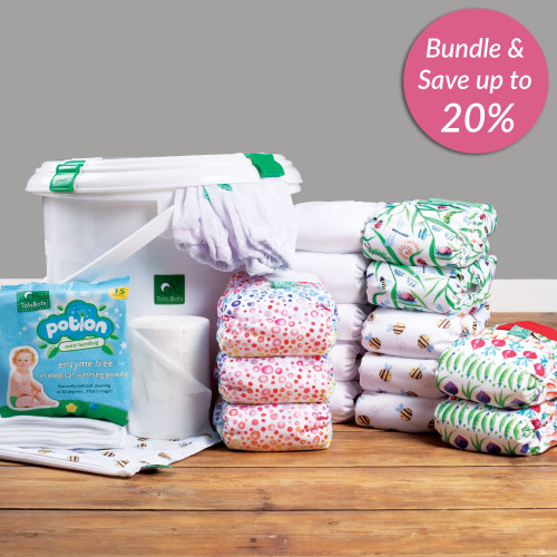 TeenyFit All In One Nappy Complete Kit