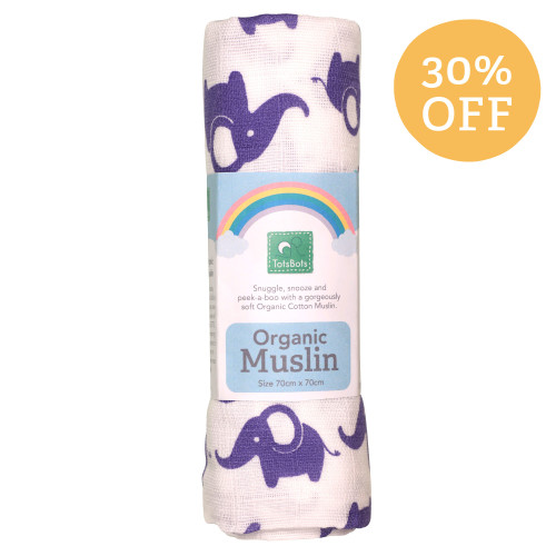 Muslin main image Smelliphant 30% off