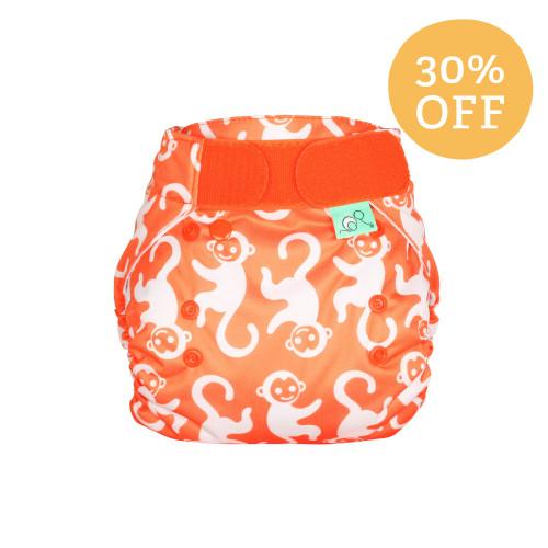 PeeNut Wrap Chimpantzee 30% off Matchy range