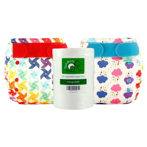 Reusable Nappy Mini Kit