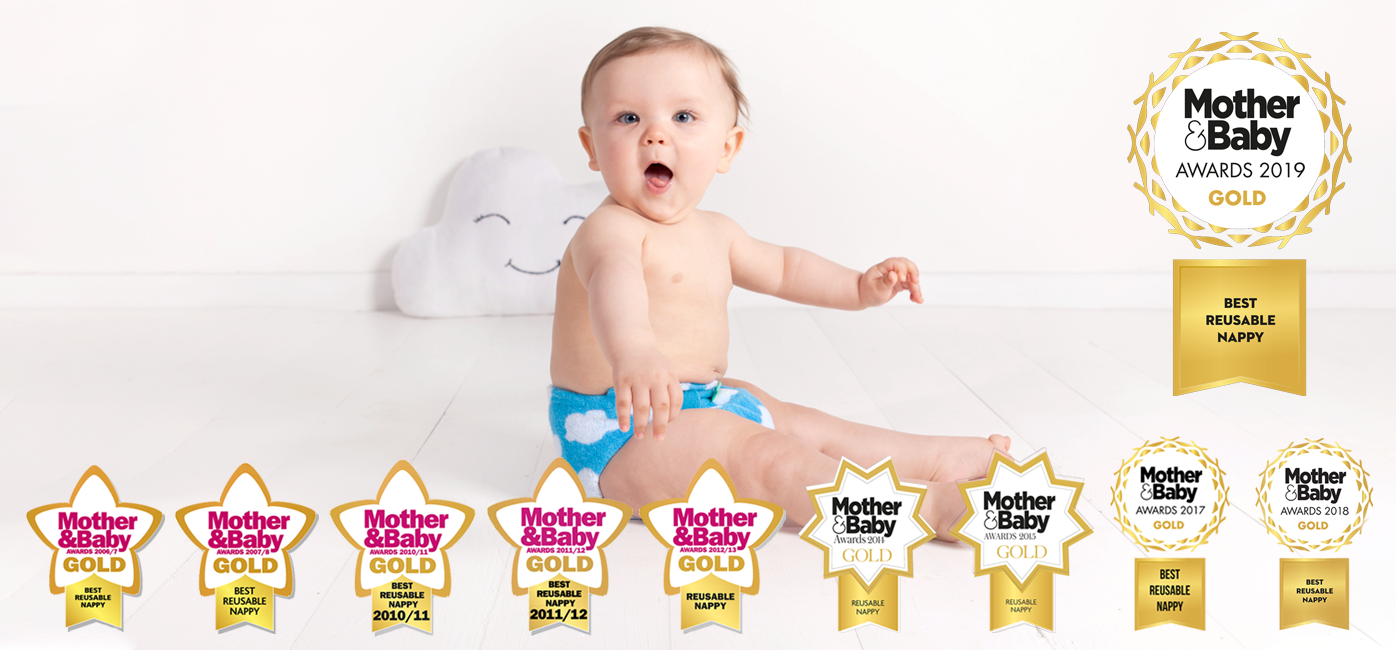 Award Winning Reusable Nappies