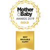 2019 Best Reusable Nappy Gold