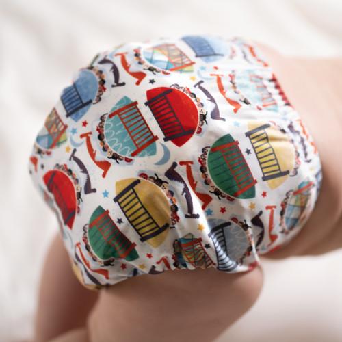 PeeNut Wrap Ten In the Bed