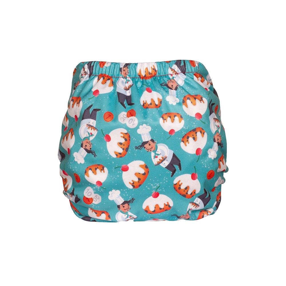 PeeNut Wrap Five Currant Buns